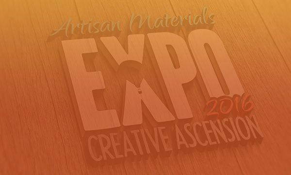 Artisan Materials Expo 2016: Creative Ascension