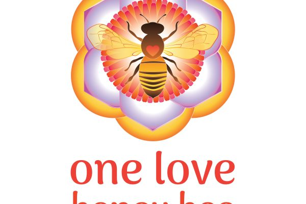 One Love Honey Bee Logo Concept F 5 - FINAL-01
